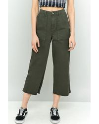 BDG - Casual Culotte Trousers - Lyst