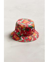 Urban Outfitters - Uo Patterned Bucket Hat - Lyst