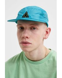 86a5a6b45ccb Nike Sb Hat Turquoise Yellow in Blue for Men - Lyst