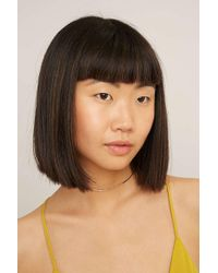 Urban Outfitters - Metal Beaded Choker Necklace - Lyst