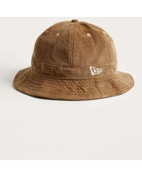 200ad22bfa4f Ktz Round Bucket Hat - For Men in Red for Men - Lyst