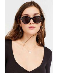 Shwood - Powell Flat Top Round Sunglasses - Lyst