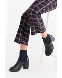 Urban Outfitters | Mia Lug Sole Glove Boot | Lyst