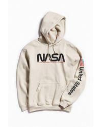 Urban Outfitters - Nasa Hoodie Sweatshirt - Lyst