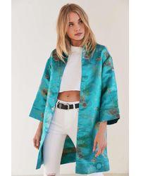 Kimchi Blue - Silvina Kimono Jacket - Lyst