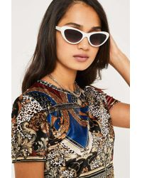 Urban Outfitters - Extreme Cat Eye Sunglasses - Womens All - Lyst