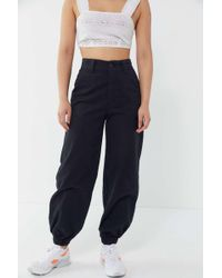 dc7c6727195c0e Urban Outfitters - Uo Jordan High-rise Jogger Pant - Lyst