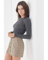 Out From Under - Karmen Pointelle Top - Lyst
