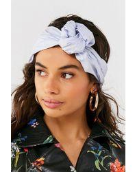 Urban Outfitters - Twist Wire Headwrap - Lyst
