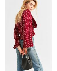 Urban Outfitters - Ring Handle Mini Bucket Bag - Lyst