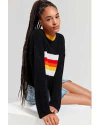 The Ragged Priest - Somedays Striped Sweater - Lyst