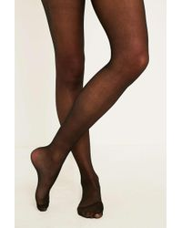 Urban Outfitters - 20 Denier Opaque Tights - Lyst