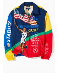 Polo Ralph Lauren - Bayport Windbreaker Jacket - Lyst