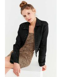 Urban Outfitters - Uo Embellished Matador Jacket - Lyst