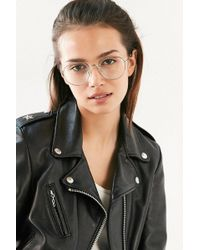 Urban Outfitters   Kendall Retro Round Readers   Lyst