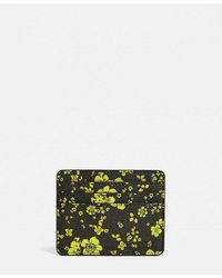 Urban Outfitters - Uo Floral Cardholder Wallet - Womens All - Lyst