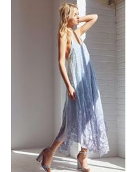 Kimchi Blue - Deluxe Mermaid Midi Dress - Lyst