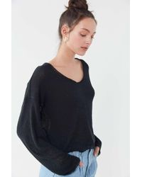 aa58bfb51fc9 Women's Out From Under Knitwear - Lyst