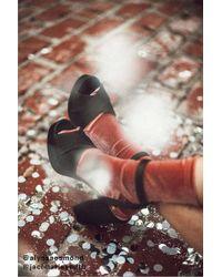 Urban Outfitters - Viv Cross-strap Platform Heels - Womens Eu 40 - Lyst
