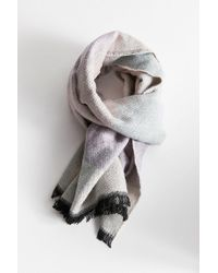 Urban Outfitters - Southwestern Woven Blanket Scarf - Lyst