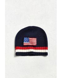 Ralph Lauren | Polo Ralph Lauren Flag Beanie | Lyst