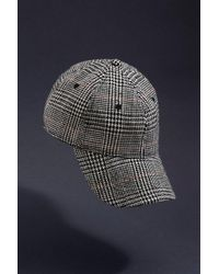 Urban Outfitters - Uo Wool Dogtooth Cap - Lyst