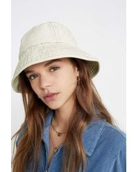 abf675b52a19 Urban Outfitters Corduroy Baker Boy Cap in Natural - Lyst