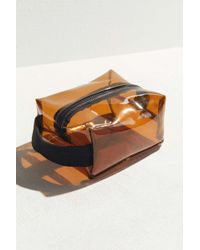 Urban Outfitters - Road Trip Pvc Makeup Bag - Lyst