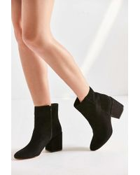 Urban Outfitters - Uo Margot Suede Boot - Lyst