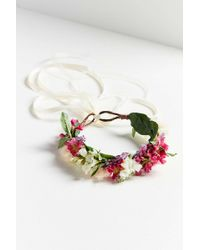 Rock N Rose - Cambridge Floral Meadow Crown - Lyst