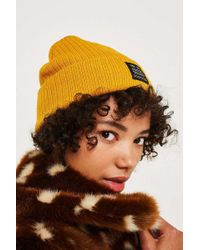 Urban Outfitters - Uo Utility Beanie - Womens All - Lyst