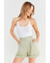 EVIDNT - Evidnt High-rise Pleated Short - Lyst