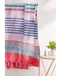 Urban Outfitters - Sydney Striped Fouta Towel - Lyst