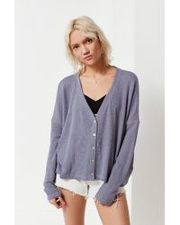 Urban Outfitters - Uo Courtney Cardigan - Lyst