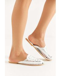 Urban Outfitters - Uo Woven Huarache Mule - Lyst
