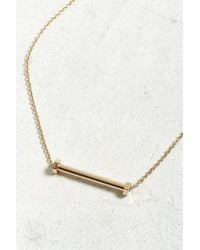 Urban Outfitters - Nut + Bolt Necklace - Lyst