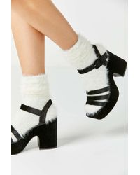 Out From Under - Feather Soft Crew Sock - Lyst