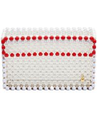 Lucy Folk - Festa Cocktail Clutch - Lyst
