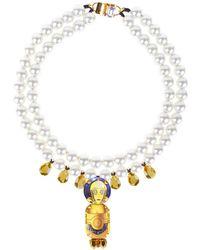 Bijoux De Famille - C3po Necklace - Lyst