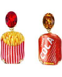 Bijoux De Famille - Deluxe Earrings - Lyst