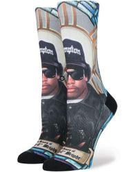 Stance - Praise Eazy-e Socks - Lyst