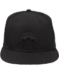 Sprayground - Rubber Shark Snapback Hat - Lyst