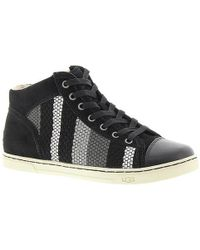 UGG - Taylah Woven Suede - Lyst