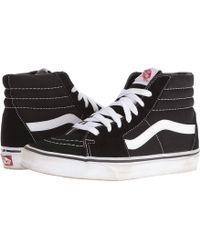 3159ebb94c202c Lyst - Vans Sk8 Hi - Men s Vans Sk8 Hi Sneakers