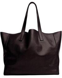 Velvet By Graham & Spencer - Clover Leather Tote - Lyst