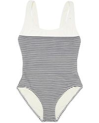 Velvet By Graham & Spencer | Anne-marie Swimsuit By Solid & Striped | Lyst