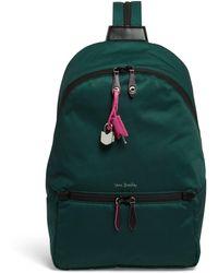 Vera Bradley - Midtown Convertible Backpack - Lyst