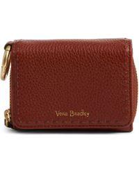 Vera Bradley - Rfid Mallory Card Case - Lyst