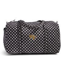 Vera Bradley - Collegiate Large Duffel Travel Bag - Lyst