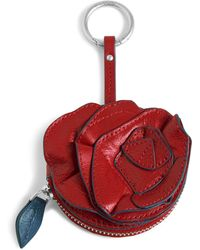 Vera Bradley - Gallatin Rosy Outlook Bag Charm - Lyst